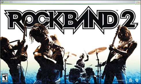 logo do Rock band 2
